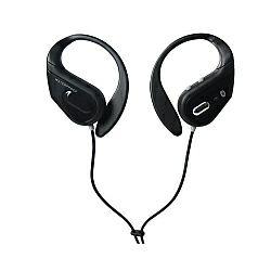 Roline Bluetooth Sport bežične slušalice za uho, vodootporne, crne
