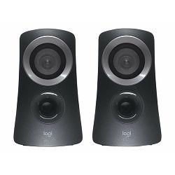 LOGI Z313 Speaker 2.1 25Watt Black -EMEA