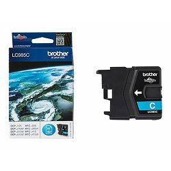 BROTHER LC985C cyan ink DCP-J125