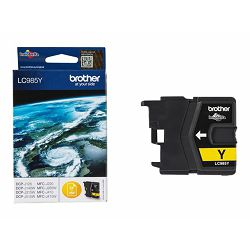 BROTHER LC985Y yellow ink DCP-J125