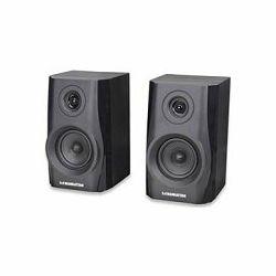 Zvučnici MANHATTAN 2900BT Hi-Fi Speaker System,  2-way Bluetooth Hi-Fi, 2x 3W, Black