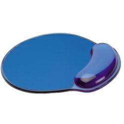 Roline podloga za miš, silikonska, plava