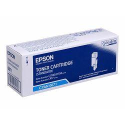 EPSON TONER CYAN C1700/C1750/CX17 0,7K