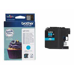 BROTHER LC-123 ink cartridge cyan