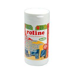 Roline maramice za čišćenje monitora (50 vlažnih / 50 suhih)