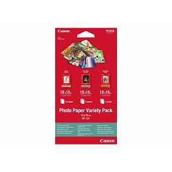 CANON Photo Paper Variety Pack 10x15cm