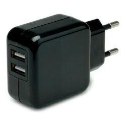 Roline VALUE USB zidni punjač 2-porta (10W)