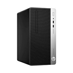 Računalo HP ProDesk 400 G4 MT, Intel Pentium G4560, 4GB DDR4, 500GB HDD, Intel HD Graphics, DVD+/-RW DL, G-LAN, USB3.1/DP, Windows 10 Pro 64-bit