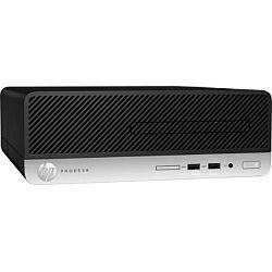 Računalo HP ProDesk 400 G4  SFF PC, Intel Core i3-7100, 4GB DDR4, 500GB HDD, Intel HD Graphics 630, DVD+/-RW, G-LAN, USB3.1/DP, Windows 10 Pro + tipkovnica/miš
