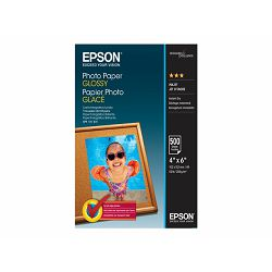 EPSON Photo Paper Glossy 10x15cm 500 sh