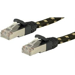 Roline GOLD S/FTP mrežni kabel Cat.6a, PiMF, 10m