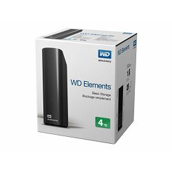 WD Elements external HDD USB3.0 4TB