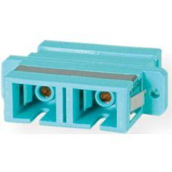 Roline VALUE optički adapter SC/SC Duplex, OM3, PB