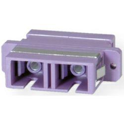 Roline VALUE optički adapter SC/SC Duplex, OM4, PB