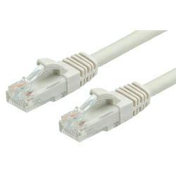 Roline VALUE UTP mrežni kabel Cat.6a, 0.3m, sivi