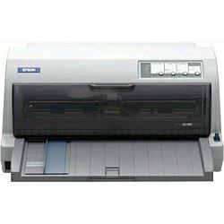 Printer Epson  LQ-690, 24-pin, A4, 440 zn/s, 1+6 kopija, USB2.0/LPT
