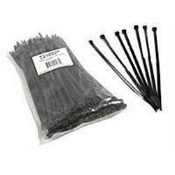 NaviaTec cable tie black 200 x 2.5, 100pcs