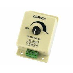 EcoVision LED dimmer za trake, 8A, 1 kanalni