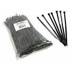 NaviaTec cable tie black 300 x 3.6, 100pcs