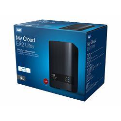 WD MY Cloud EX2 Ultra NAS 4TB 2-Bay