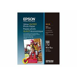 EPSON Value Photo Paper 10x15cm 100 shee