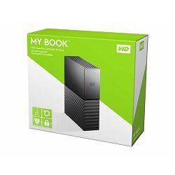 WD My Book 3TB USB3.0 HDD