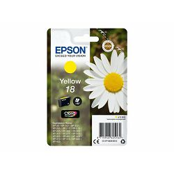 EPSON 18 yellow ink claria BLISTER