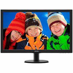 Monitor Philips 27 273V5LHAB/00 - LED, 1920x1080, 1ms, DSUB-DVI-HDMI, Speaker