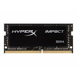 Memorija KINGSTON 8GB DDR4 SODimm 2666MHz CL15