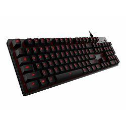 LOGI G413 Mech.Gaming Keyboard RED US