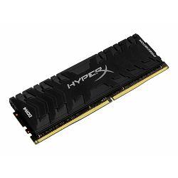 KINGSTON 8GB 3000MHz DDR4 CL15 DIMM XMP