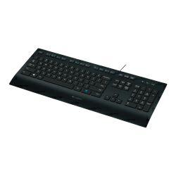 Tipkovnica Logitech K280 , USB, crna (920-005217)