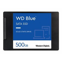 WD Blue SSD 3D NAND 500GB 2.5inch