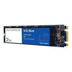 WD Blue SSD 3D NAND 2TB M.2