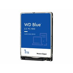 WD Blue Mobile 1TB HDD SATA 6Gb/s 7mm