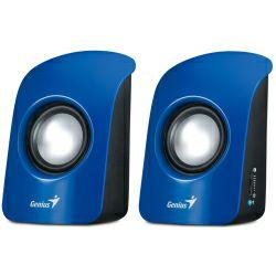 Zvučnici Genius SP-U115, 1.5W, plavi
