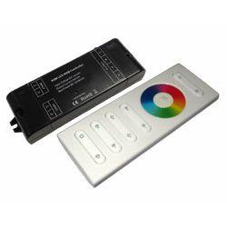 EcoVision LED RGB EASY komplet: kontroler ( 3x5A ) + daljinski