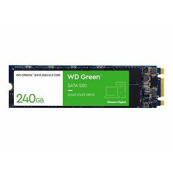 WD Green SSD 240GB M.2 2280 SATA III