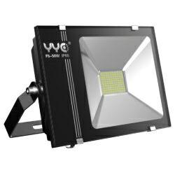 EcoVision LED reflektor 50W, 6000K, hladna-bijela, crni, SMD