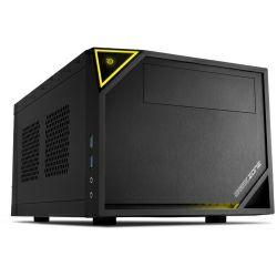 Kućište Sharkoon Zone C10 mini-ITX, bez napajanja, crno