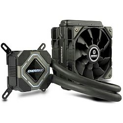 Enermax LIQMAX II 120S vodeno hlađenje za procesore Intel LGA 775 - 2011, AMD AM2 - FM2+ (ELC-LMR120S-BS)