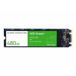 WD Green SSD 480GB M.2 2280 SATA III