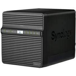 Synology DS416j DiskStation 4-bay NAS server, 2.5