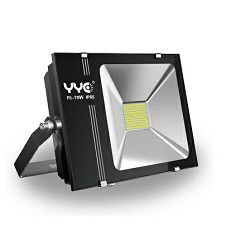 EcoVision LED reflektor 70W, 6000K, hladna-bijela, crni