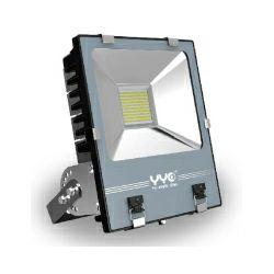 EcoVision LED reflektor 150W, 6000K, hladna-bijela, crni