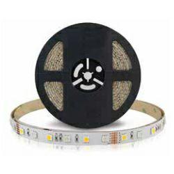 EcoVision LED traka 5m, 5050, 60LED/m, 14.4W/m, 24V DC, RGBNW