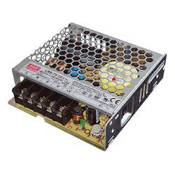 EcoVision MEAN WELL napajanje 75W, 85-264V AC/24V DC, metalno kućište, LRS-75-24