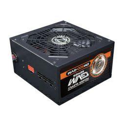 Napajanje Zalman 600W ZM600-GVM Bronze, ATX 2.31 80+, aktivan PFC, 2×PCIe, 6×SATA, 20+4-pina, 120mm ventilator, crno