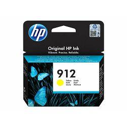 HP 912 Yellow Ink Cartridge
