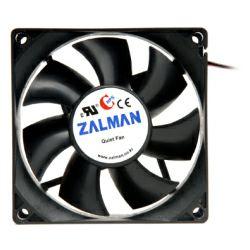 Hladnjak za kućište Zalman ZM-F1 Plus(SF) 80×80×25mm, crni